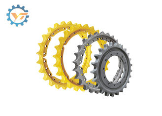 Durable Excavator Undercarriage Parts SUMITOMO Drive Sprocket 4-10 mm HRC Depth