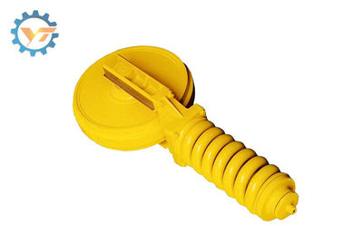 Yellow Color Track Cylinder Assembly For E200B Earthmoving Undercarriage